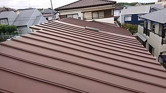 神戸市戸建て屋根塗装前